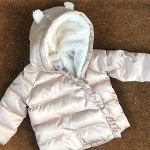 Baby Gap Winter Puffy Jacket!